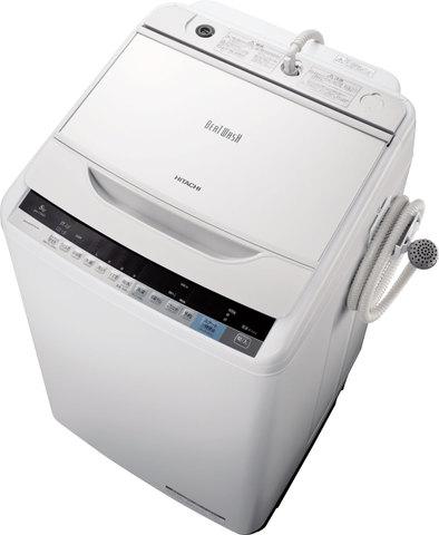 日立 ビートウォッシュ洗濯機 BW-V80A