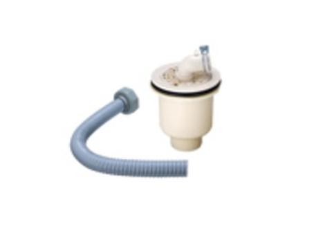 防水パン用排水トラップ 縦用 UP-T2