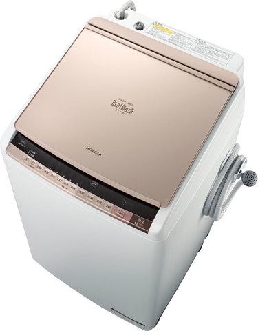 日立 ビートウォッシュ洗濯乾燥機 BW-D9WV