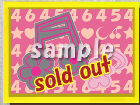 2009展示品 よろしこガール☆「 よろしこ☆音符♪ spring 」L2
