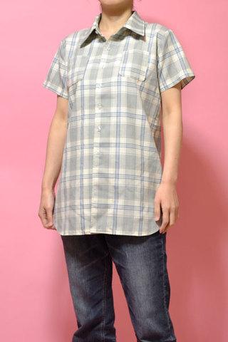 Yシャツの型紙 婦人L