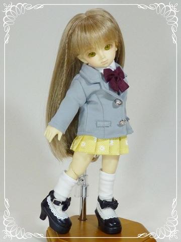 幼SD女の子用ジャケット