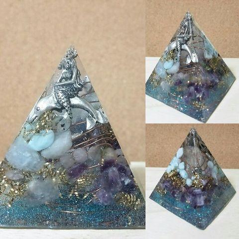 セミオーダーオルゴナイト・星・ハート・月・ピラミッド