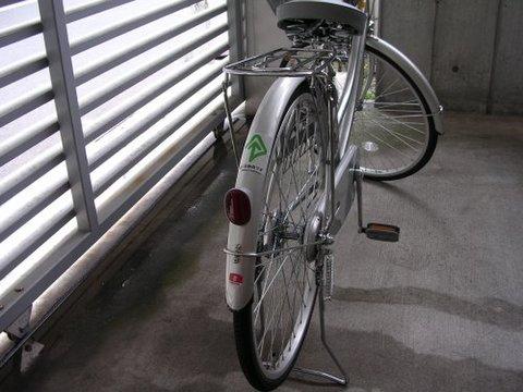 自転車用ステッカー(縦7cm×横6cm)