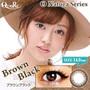 クオーレ ナチュラ ブラウンブラック 14.5(度あり)(1箱1枚入り)
