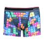 メンズボクサーパンツ DARKSHINY Tetris