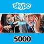 Skypeプリペイドカード(5000円)