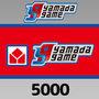ヤマダゲームマネー(5000円)